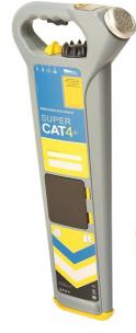SuperC.A.T. 4+ S Empfänger + Standard Sonde + Adapter inkl. Tasche | Radiodetection