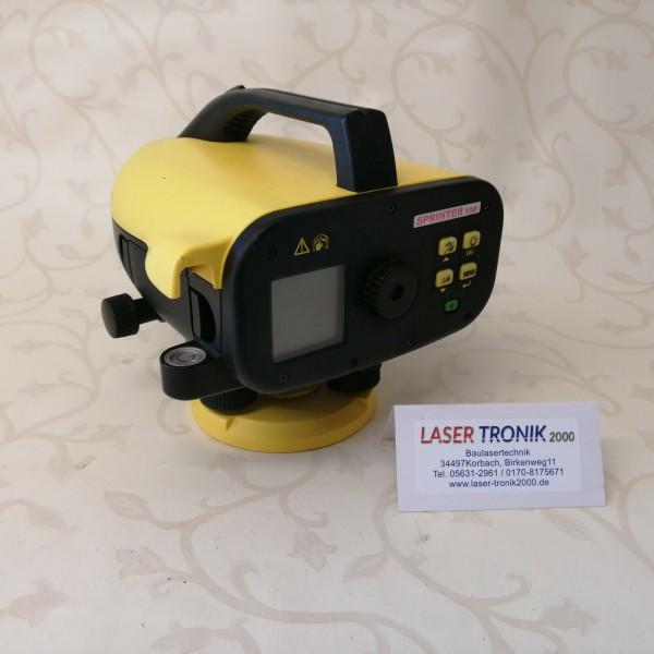 Leica Sprinter100 | Nivelliergerät | Gebraucht mit Garantie