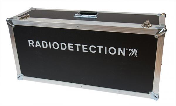 Transportkoffer RD-Empfänger & Tx-Sender | Radiodetection