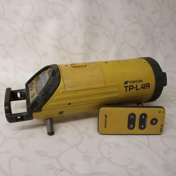 Kanalbaulaser Topcon TP-L4A | Gebraucht mit Garantie